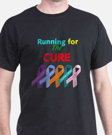 Running for the CURE T-Shirt