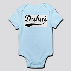 Vintage Dubai Infant Creeper