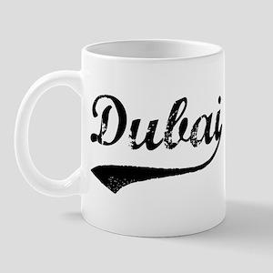 Vintage Dubai Mug