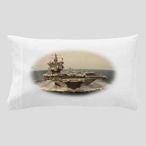 USS Enterprise Pillow Case