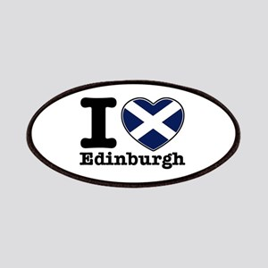 I love Edinburgh Patches