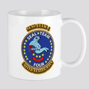 US - NAVY - Seal Team 4 Mug