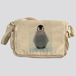 Baby Penquin Messenger Bag