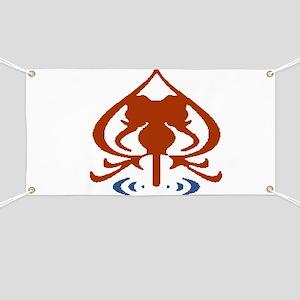 Hindu Symbol Banner
