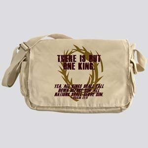 Psalm 72:11 Messenger Bag