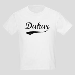Vintage Dakar Kids T-Shirt