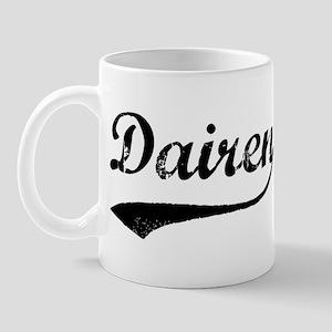 Vintage Dairen Mug