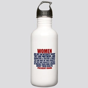 Pro Choice Women Stainless Water Bottle 1.0L
