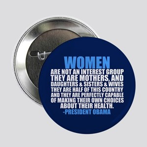 "Pro Choice Women 2.25"" Button"