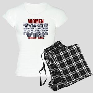 Pro Choice Women Women's Light Pajamas