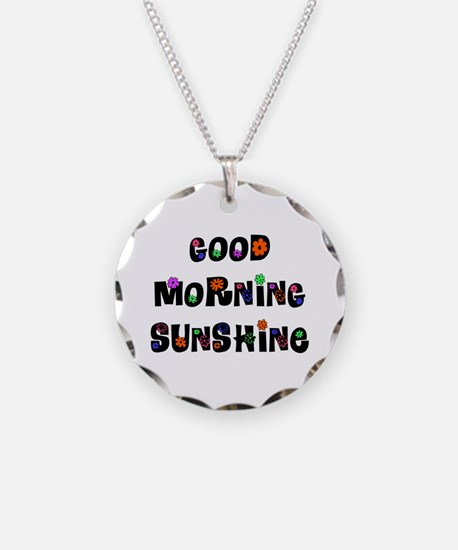 Good Morning Sunshine Necklace