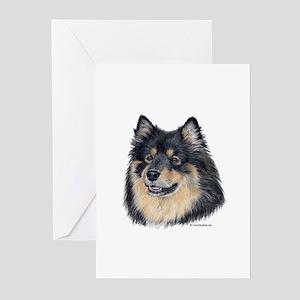Finnish Lapphund Greeting Cards (Pk of 10)