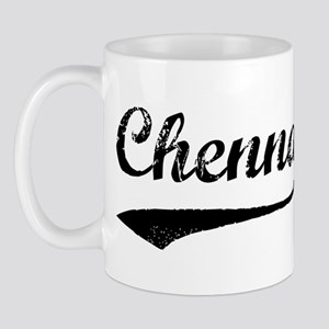 Vintage Chennai Mug