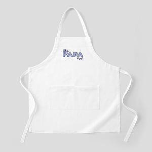 New Papa 2012 Apron