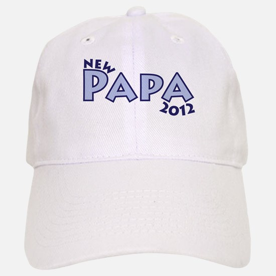 New Papa 2012 Baseball Baseball Cap