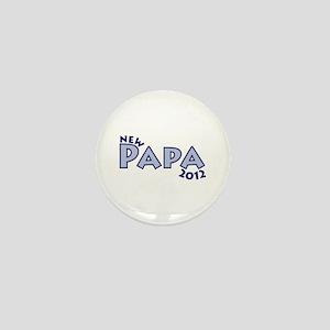 New Papa 2012 Mini Button