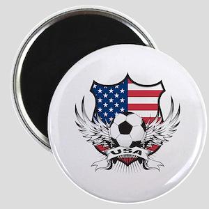 USA Soccer Magnet