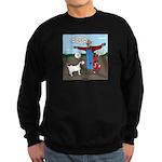 Scarecrow Fox and Hound Sweatshirt (dark)