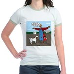 Scarecrow Fox and Hound Jr. Ringer T-Shirt