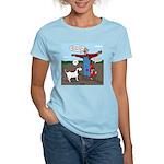 Scarecrow Fox and Hound Women's Light T-Shirt