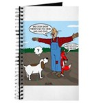 Scarecrow Fox and Hound Journal