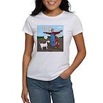 Scarecrow Fox and Hound Women's T-Shirt