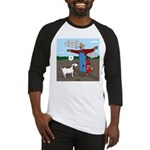 Scarecrow Fox and Hound Baseball Jersey