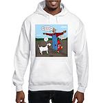 Scarecrow Fox and Hound Hooded Sweatshirt