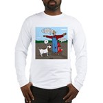 Scarecrow Fox and Hound Long Sleeve T-Shirt