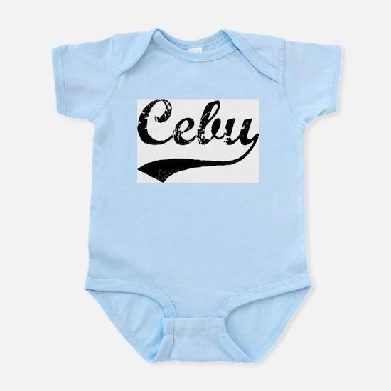 Vintage Cebu Infant Creeper
