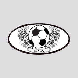 USA Soccer Patches