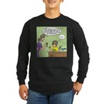 KNOTS Space Race Long Sleeve Dark T-Shirt