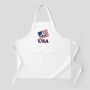 USA Soccer BBQ Apron