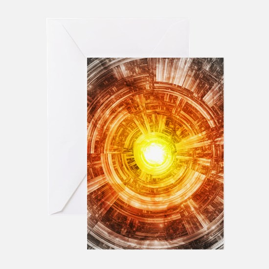 Unique Feeling it Greeting Cards (Pk of 10)