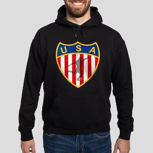 USA Soccer Hoodie (dark)
