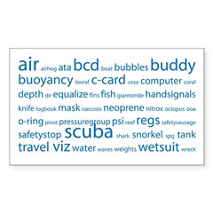 https://i3.cpcache.com/product/64218528/scuba_tag_cloud_rectangle_decal.jpg?side=Front&color=White&height=240&width=240