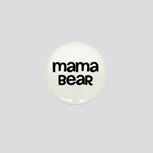 Mama Bear Mini Button