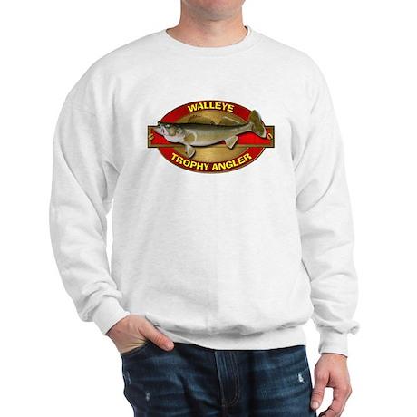 Walleye Angling Sweatshirt