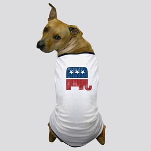 election animal elefant republican Dog T-Shirt