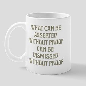 Without Proof Mug