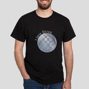 I love Disco Dark T-Shirt