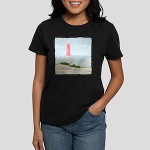 Barnegat Lighthouse Women's Dark T-Shirt