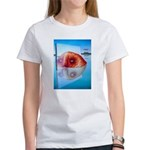 Floating in the mirror Women's T-Shirt