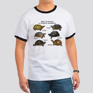 Box Turtles of North America Ringer T