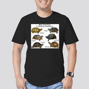 Box Turtles of North America Men's Fitted T-Shirt