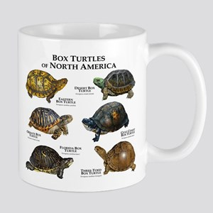 box turtle drawing mugs cafepress