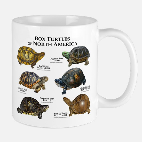 Box Turtles of North America Mug