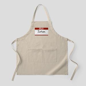 Satan Apron