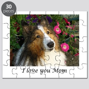 I love you Mom! Puzzle