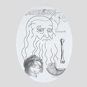 da Vinci Ornament